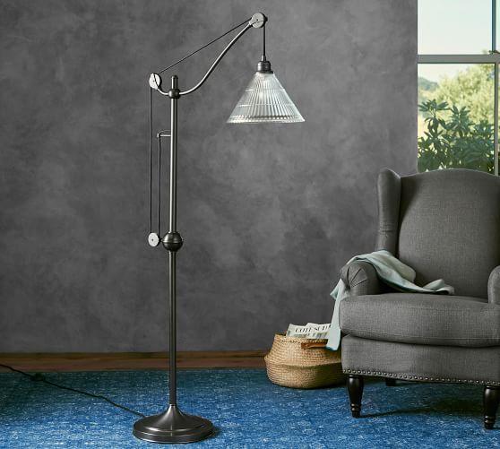 Bodhi Task Floor Lamp In 2019 Lm Sitting Office Room