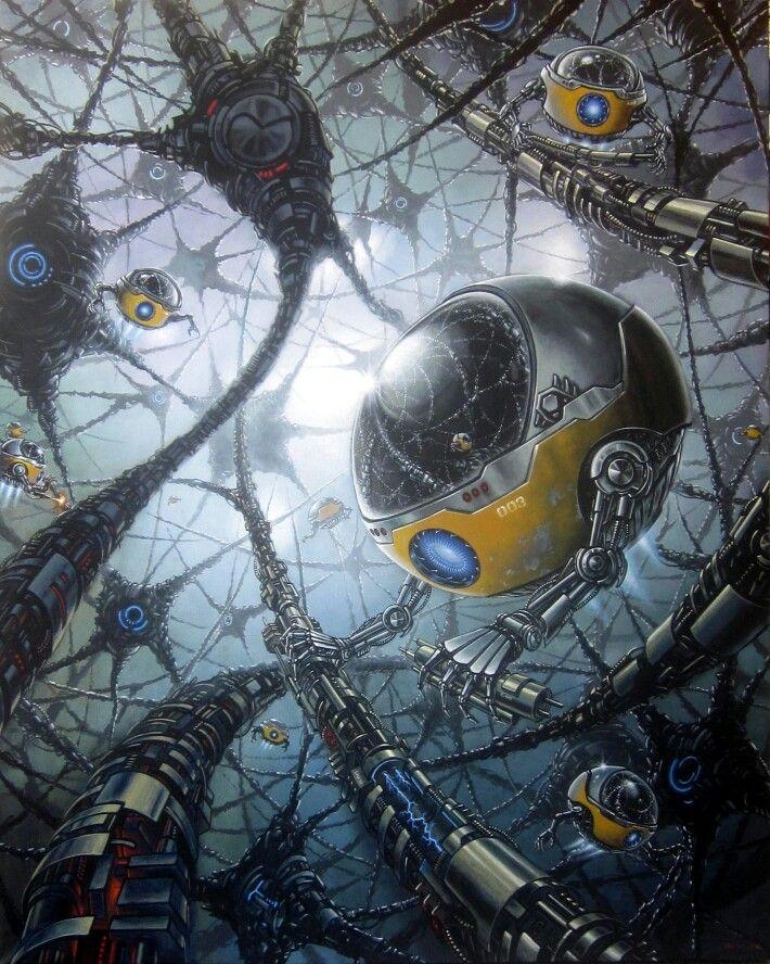 TriWahono #Minions #AcrylicOnCanvas #Painting #futuristicArt #urbanArt