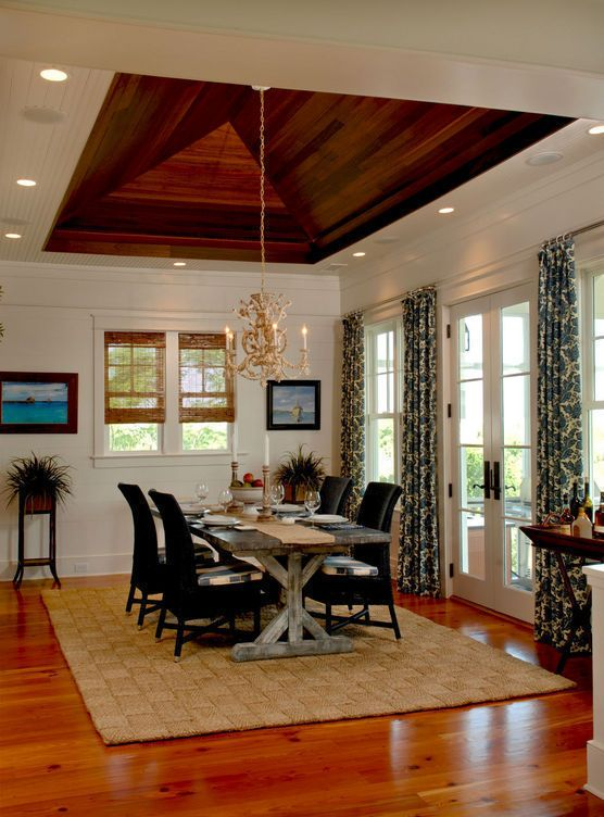 80 best tray ceiling dining room images on pinterest for Dining room 95 hai ba trung