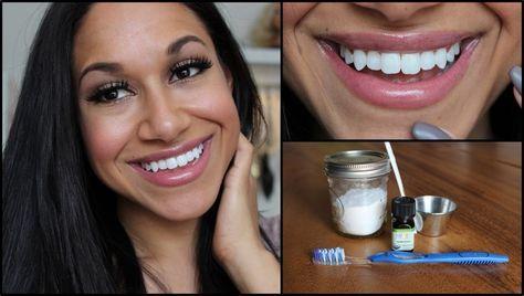 zubní pasta z kokosového oleje