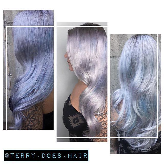 #Hairbesties  @terry.does.hair  ✖️FROZEN OPAL✖️ ➖➖➖➖➖➖➖ ▪️Color-  @guy_tang  #Mydentity #Hairbestiesforlife #HB4L #EvolveTogether