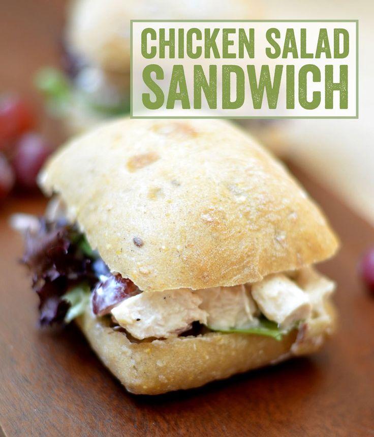 ... Salads on Pinterest | Vinaigrette, Chicken salads and Best salad