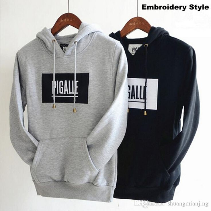 Hoodies & Sweatshirts Wholesaler Shuangmianjing Sells Brand Men'S Clothing Pigalle Hoodies Men Hip Hop Sport Skateboard Tracksuit Embroidery Women Sweatshirt Pullover Sudaderas Hombre | Dhgate.Com