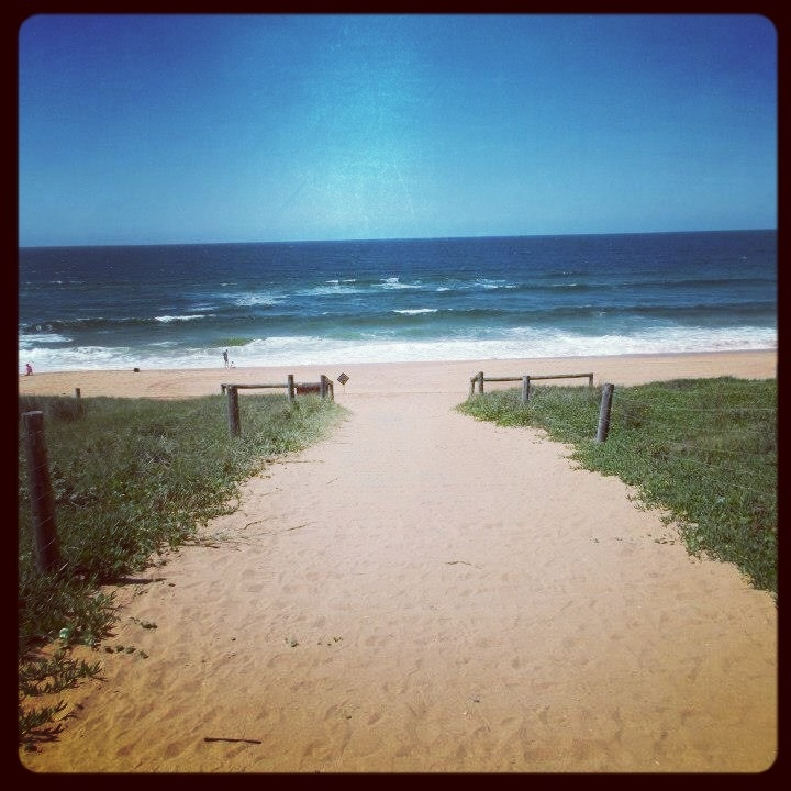 Palm beach, Australia (where they film home and away!) very proud of my photographic skills :)