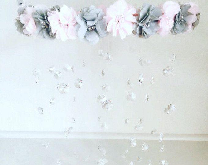 cristallo baby baby mobile principessa decorazione di mobili