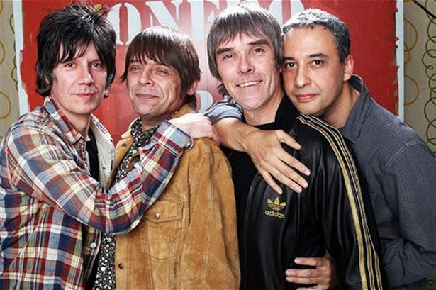 Will the Stone Roses replace Foo Fighters as Glastonbury headliners? - Manchester Evening News