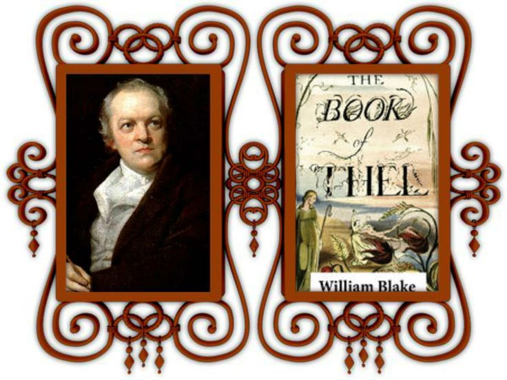 Autor: Wiliiam Blake Obra: The Book Of Thel