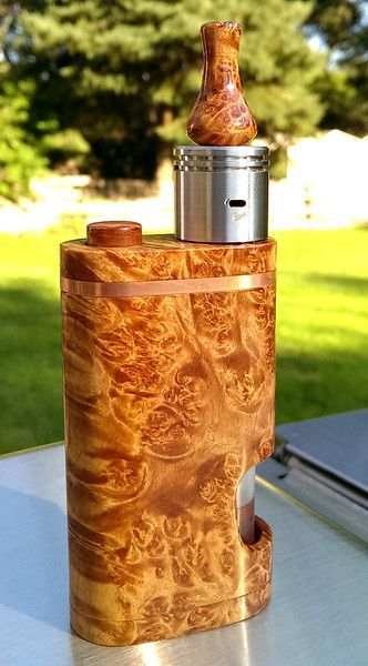 Brown Marble Vape MOD ~ 50K products at near wholesale | Free Worldwide Shipping | #vape #vapepen #SubmitYourBuild
