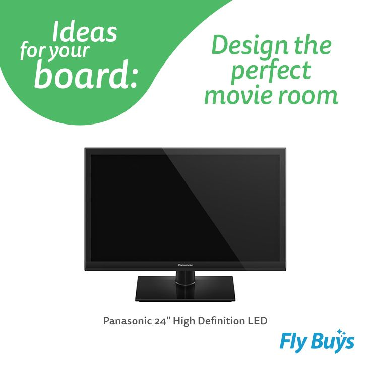 Panasonic 24' High Definition LED #1975pts #flybuysnz