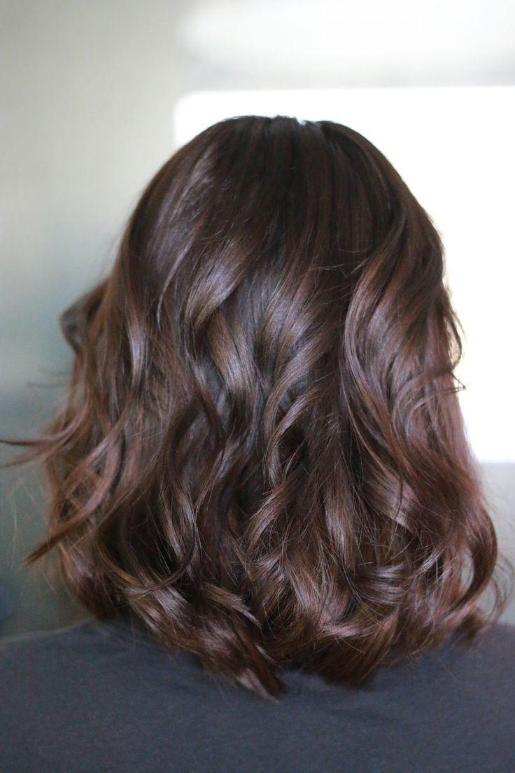 претерпела фото покраска коричневых волос россии