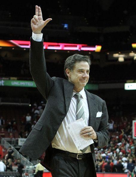 Coach Rick Pitino - University of Louisville
