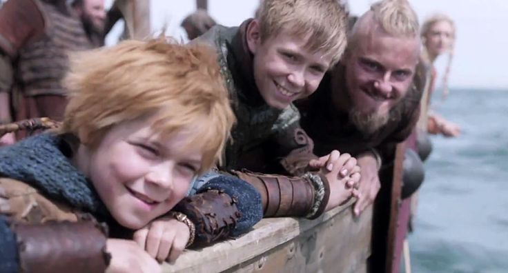 Many stories are telling us that Ragnar Lothbrok had three wives; Lagertha, Þóra or Thora and Kraka or Aslög. Ragnar's wives gave him many sons; the most famous ones being Bjorn Ironside, Ubba (Ubbe/Hubba), Halfdan Ragnarsson and Ivar the Boneless (Inwaer). Some sons might be from out of wedlock or some might be a foster son.