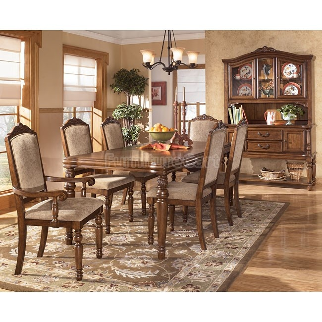 San martin formal dining room set inspired dining rooms for Modern formal dining room sets