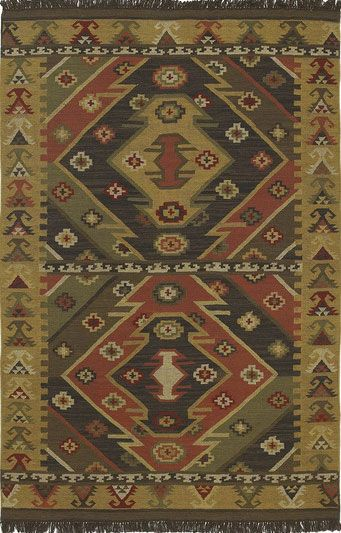 Jewel Tone 1090 Area Rug Southwestern Rugs At Lights In The Northern Sky Http