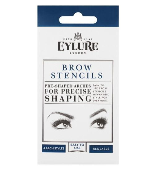 Eylure Taking Shape Brow Stencils - Boots £5