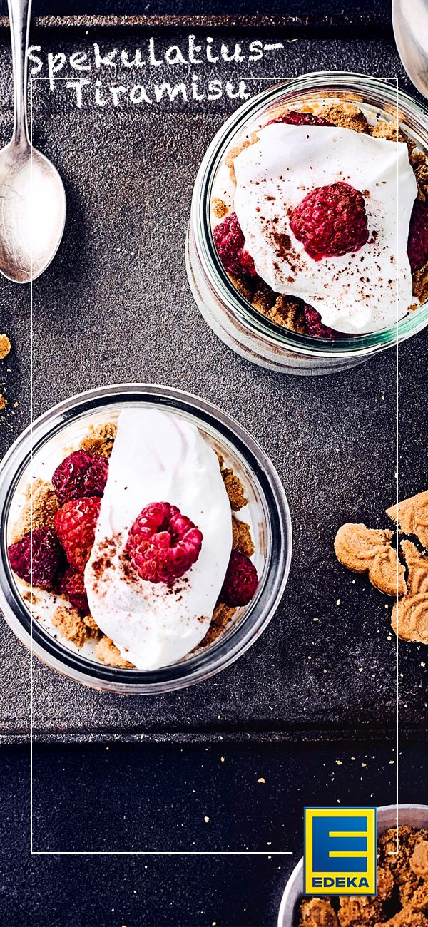 #spekulatius #dessert #weihnachten #tiramisu #edeka