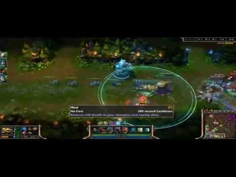 League of Legend Gangbang and lost by number