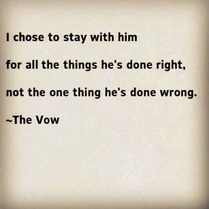 Love Quotes From The Vow. QuotesGram