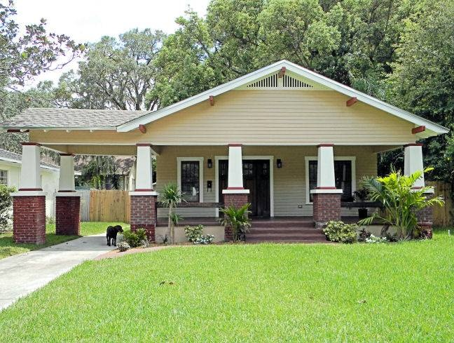 114 best someday i 39 ll live in a bungalow images on for Craftsman homes for sale in florida