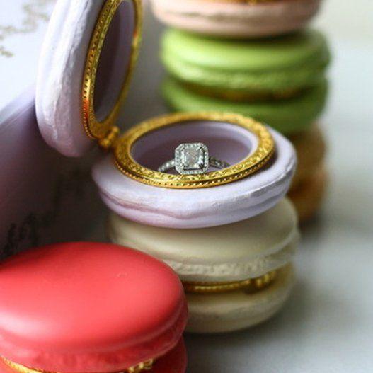 Fancy - Macaron Trinket Box