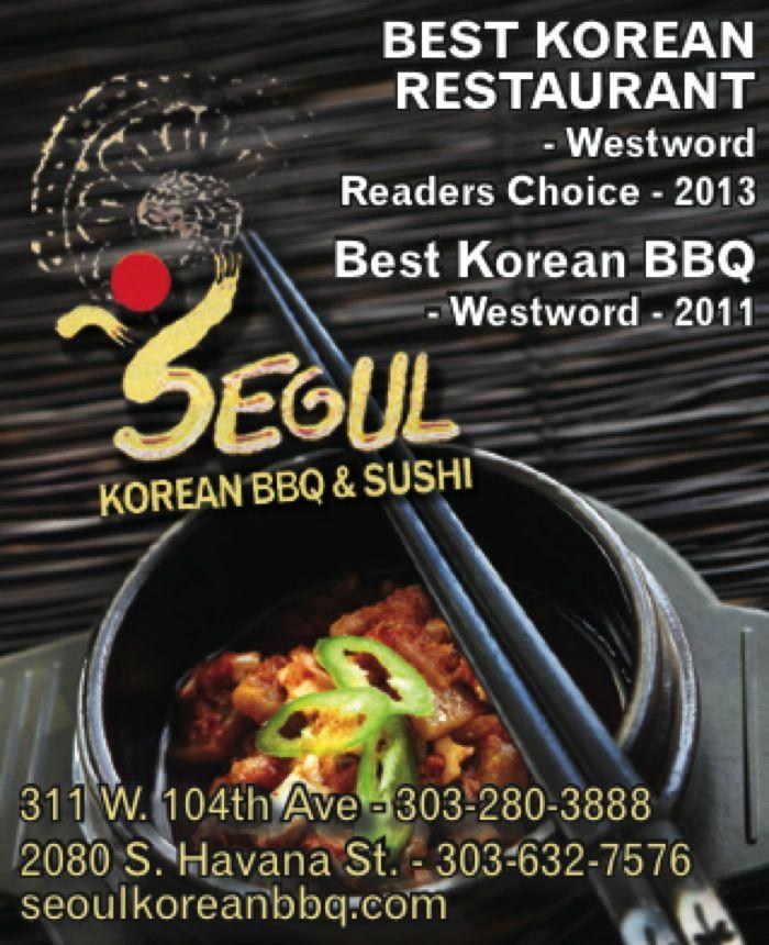 Denver Adindex Online Advertising Directory Best Of Restaurants Seoul Korean Bbq Publicité Et