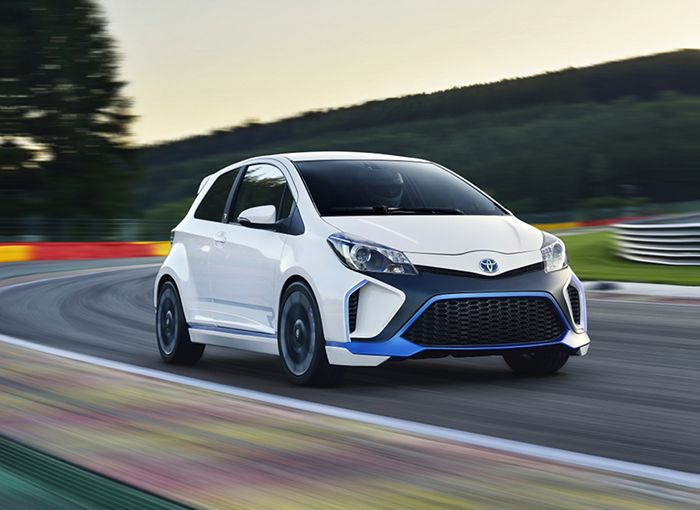 "Toyota Yaris Hybrid-R: all the details of the latest ""craze"" Toyota Hybrid"
