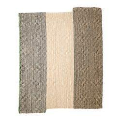 SATTRUP ラグ 平織り, ナチュラル 長さ: 224 cm 幅: 180 cm サイズ: 4.03 m²