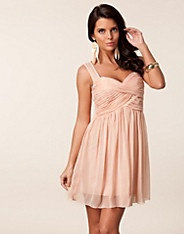Sunny Dress - Oneness - Nude - Party dresses - Clothing - NELLY.COM Fashion on the net