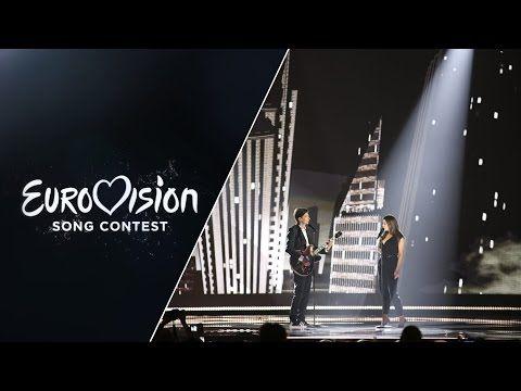 Elina Born & Stig Rästa - Goodbye To Yesterday (Estonia) - LIVE at Eurovision 2015 Grand Final - YouTube