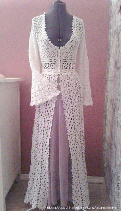 Crochet Summer Dress Jacket Crochet Elsa Dress Free