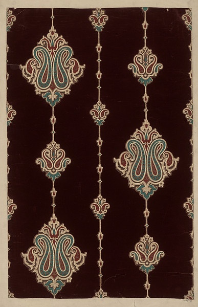 WWW COLLECTIONS.VAM.UK Wallpaper, 1800-1875 (made).