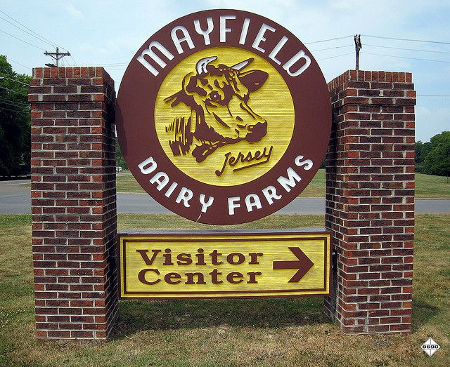 Mayfield Dairy   Athens, Tn