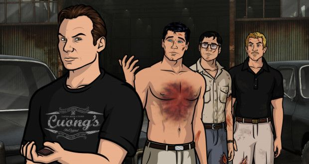 "Archer Season 5, Episode 9 Review: ""Archer Vice: On The Carpet"""