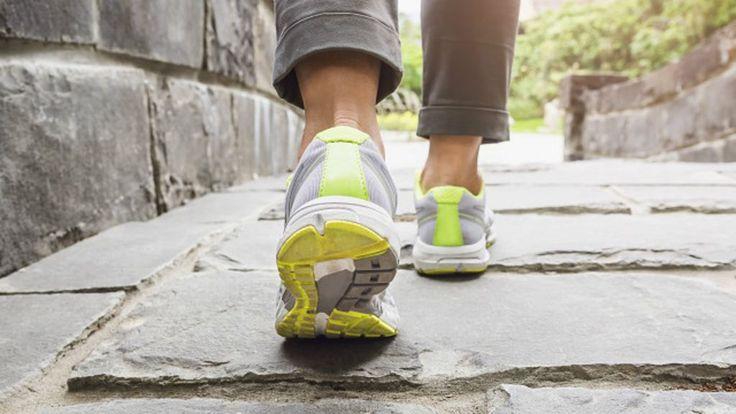 ¿Realmente se necesitan 10.000 pasos al día para estar en forma? - BBC Mundo