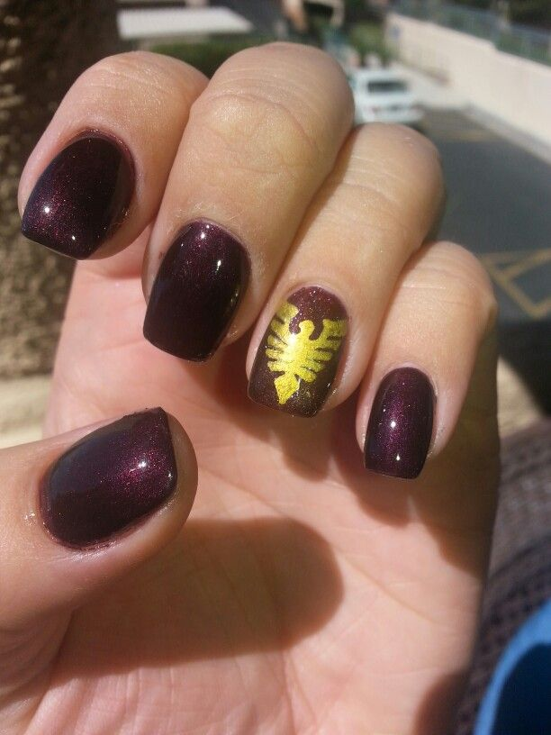 81 best Nail Art images on Pinterest | Pansies, Brush strokes and ...