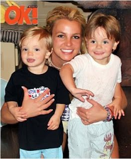 britney spears children
