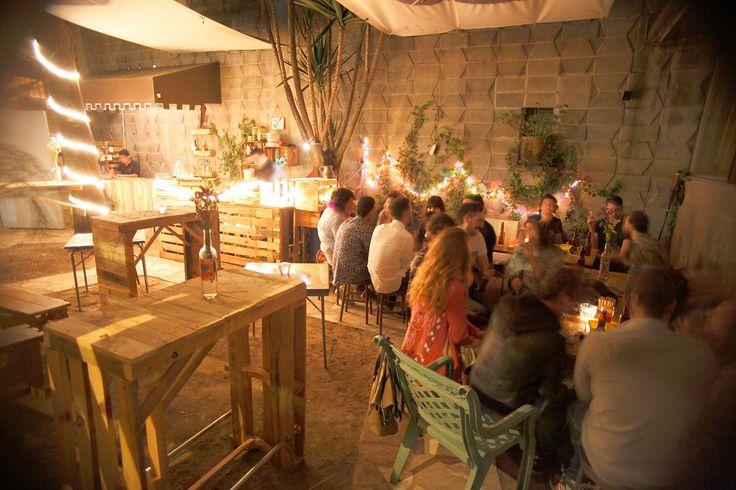 Bares para embriagarte y librar el calor en las noches de primavera en la Ciudad de México.