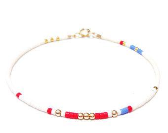 layering bracelet layering gold chain bracelet by ToccoDiLustro
