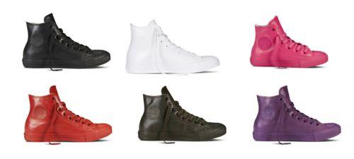 Converse lança calçados monocromáticos impermeáveis - Notícias : Moda (#440488)