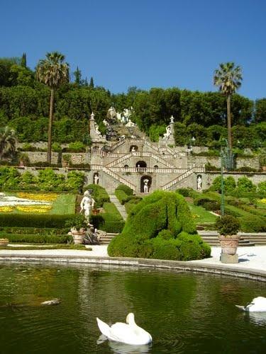 Collodi giardino di Villa Garzoni