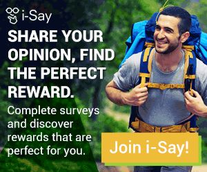 Join the Ipsos i-Say Panel and have your say. Complete surveys and earn points redeemable for cash and other great prizes.