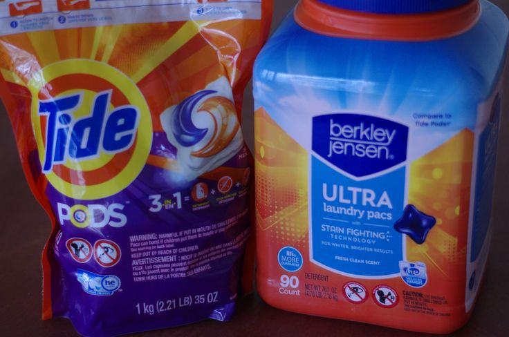Video + Review on BJ's Brand Detergent Pacs Compared to Tide Pods from BJ's Wholesale Club - http://www.mybjswholesale.com/2017/01/bjs-brand-detergent-pacs-compared-tide-pods.html/