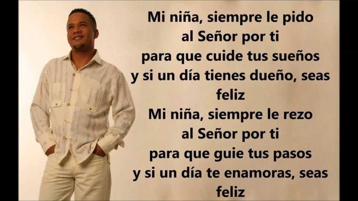Hector Acosta (El Torito) - Mi Niña + Letra