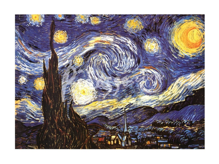 17 Best images about Art on Pinterest | Starry nights ...