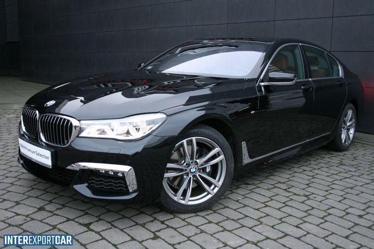 BMW Seria 7 40d xDrive Limousine NOWE BMW SERII 7 Dealer BMW Bońkowscy