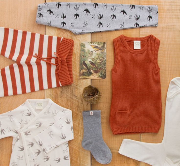 The Birdwatcher | Natural Organic Bio Baby Products: Organic Cotton & Merino Wool