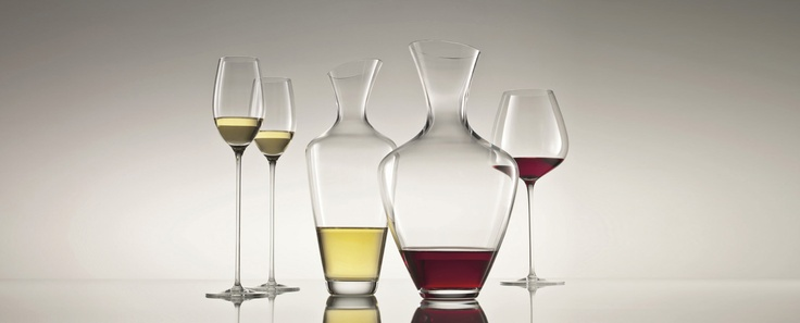 Fino - kolekce sklenic na vysoké stopce