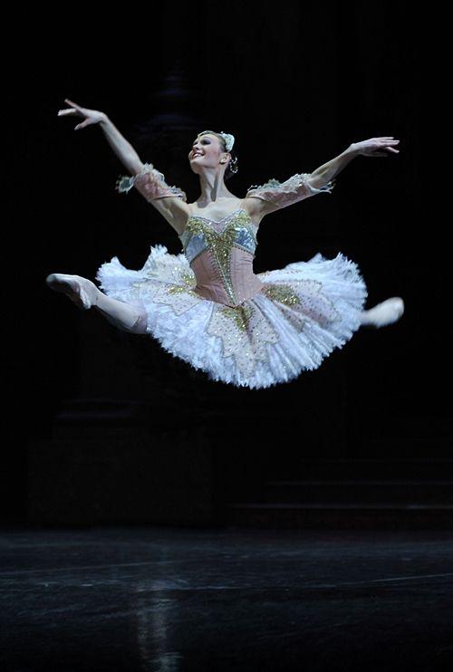 """Jurgita Dronina Nace en Rusia; graduada en la escuela de arte """"M.K. Ciurlionis"""" en Vilnius, Lithuania así mismo estudio en la """"Munchen Ballet Academy"""" bajo la dirección de Konstanze Vernon. Actualmente Bailarina Principal del Het Nationale Ballet. Ha sido reconocida con el """"Merit Prize entregado por el Premio Internazionale Apuli-Arte en el 2001 y el Rotary International Award"""" en 2008 entre otros."""