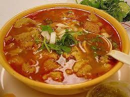 Menudo Rojo (Tripe Soup) Recipe