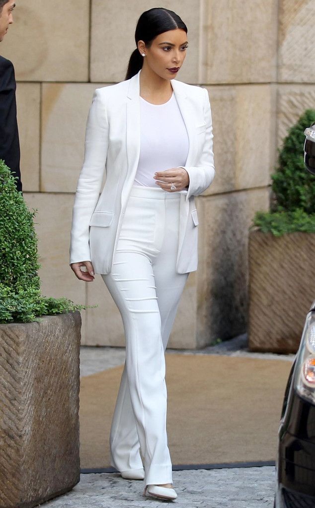 87 Best Images About A Woman In A Suit On Pinterest Blazers Suits And White Suits